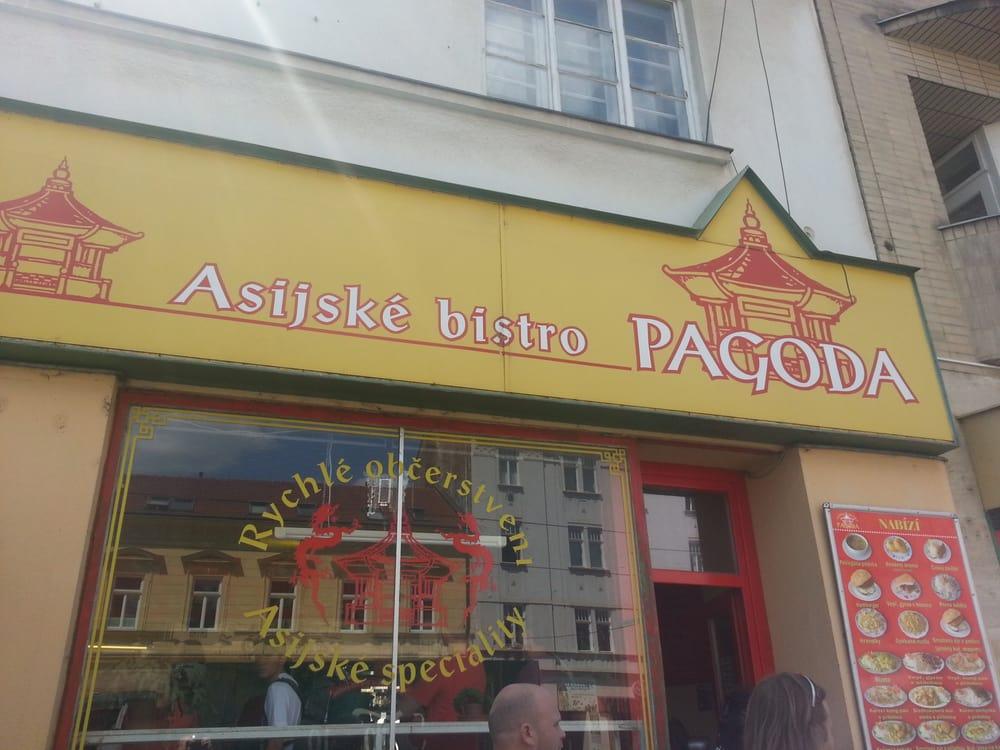 Pagoda: Minská 3, Brno, JM