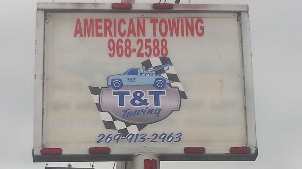 American Towing: 1175 N Raymond Rd, Battle Creek, MI