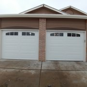 Before Photo Of Front Range Garage Door Lafayette Co United States After