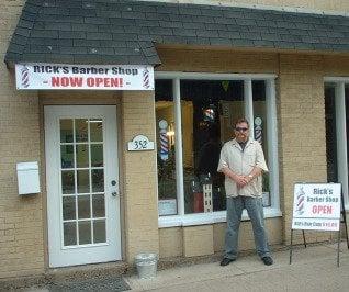 Rick's Barber Shop: 352 Freeport Rd, Pittsburgh, PA