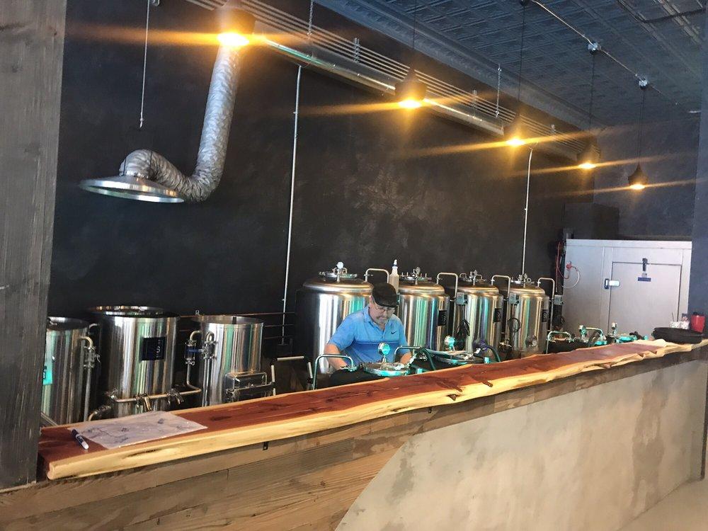 Walking Beam Brewing: 1019 Halsell St, Bridgeport, TX