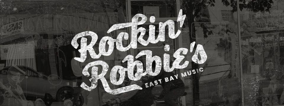 Rockin' Robbie's - El Cerrito: 11225 San Pablo Ave, El Cerrito, CA