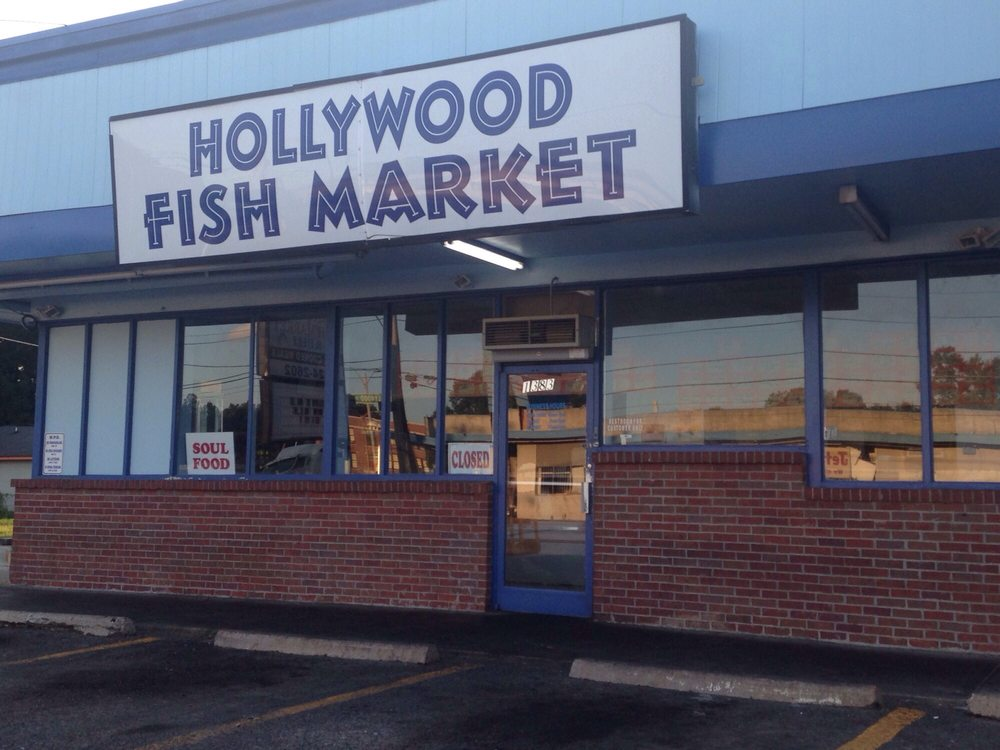 Hollywood fish market restaurants 1383 n hollywood st for Fishing in memphis