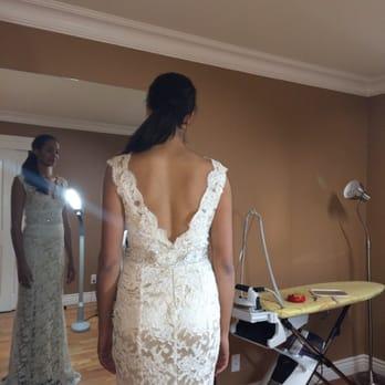 Despinas Wedding Gown Alterations