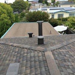 Photo Of Roofing Logistics   Oakland, CA, United States. CertainTeed  Landmark TL Roof
