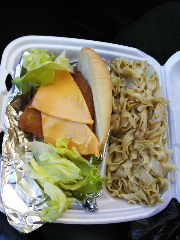 Little Polish Diner: 5772 Ridge Rd, Parma, OH