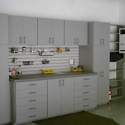 Delicieux Photo Of Boston Closet   Somerville, MA, United States. Custom Garage Built  By