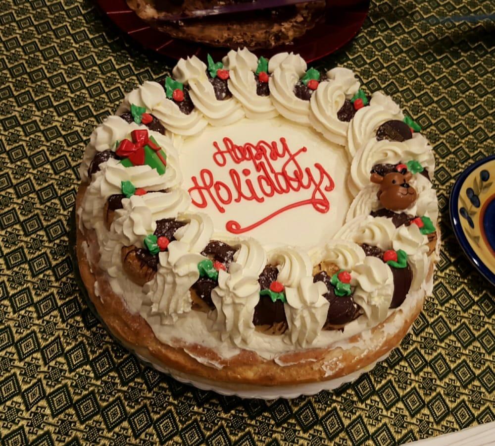 St Honore Cake Ottawa Cake Recipe