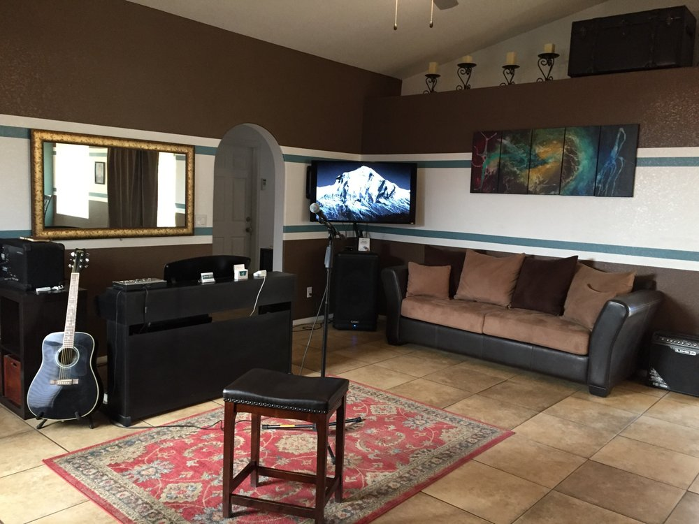 Jeremy Bruce Vocal Studio