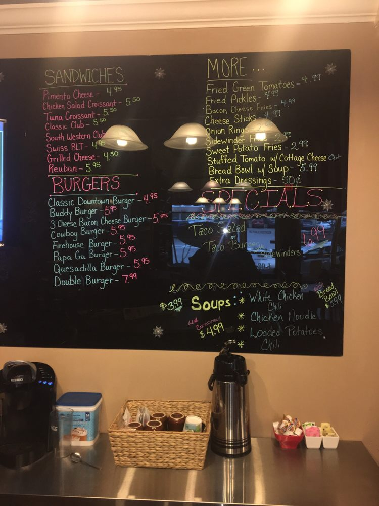 Downtown Deli & Catering: 58 Public Sq, Somerset, KY