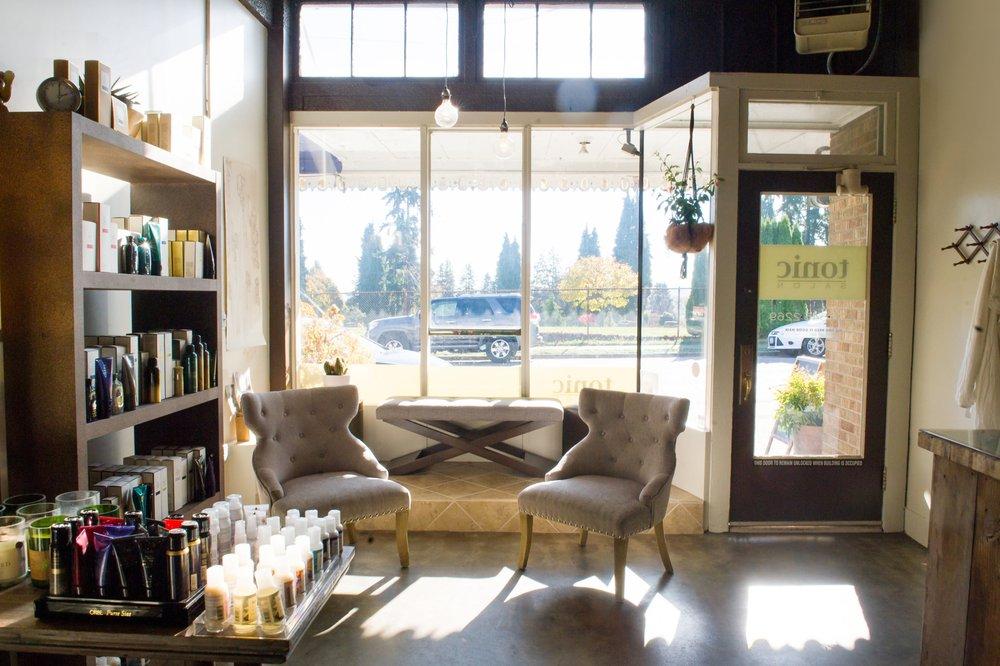 Tonic Salon: 3406 NE 55th St, Seattle, WA