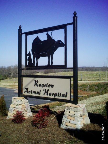 Royston Animal Hospital: 2888 West Main Street, Royston, GA