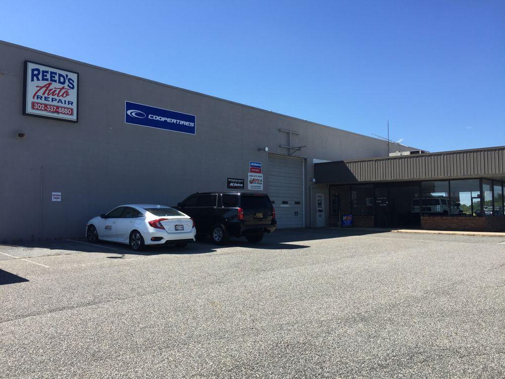 Reed's Auto Repair: 20578 Sussex Hwy, Seaford, DE