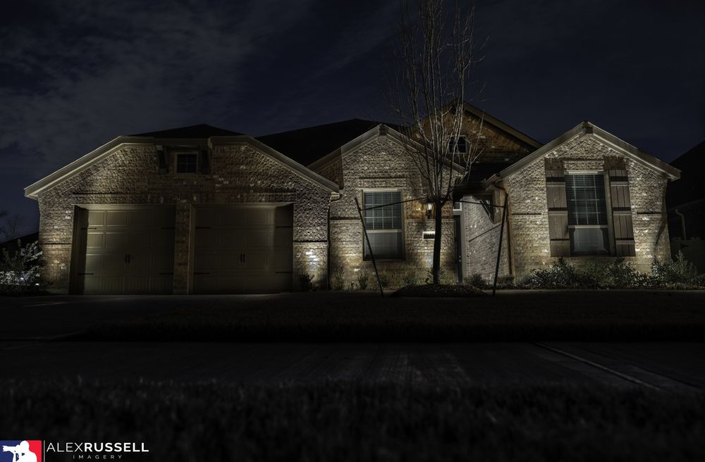 Moonlighting Outdoor Lighting Services: The Woodlands, TX