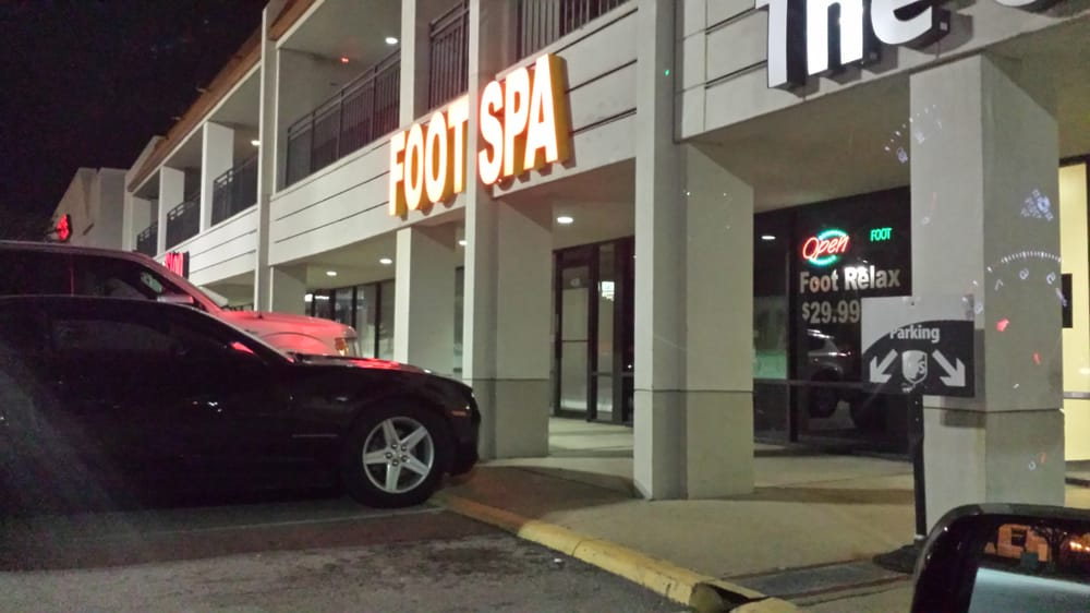 Foot Spa Preston Rd Dallas Tx