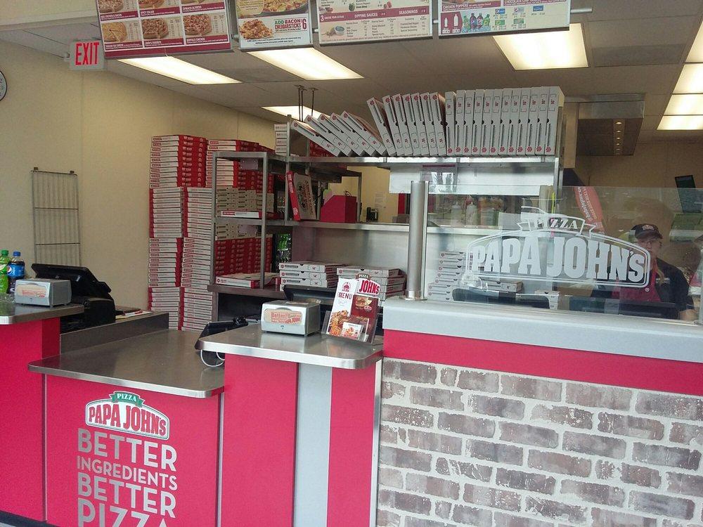 Papa John's Pizza: 61 Broadway Street, Dry Ridge, KY