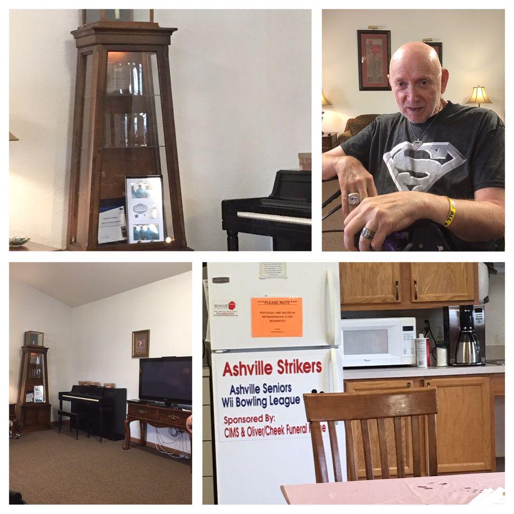 Ashville Housing Partners: 100 Abby Ct, Ashville, OH