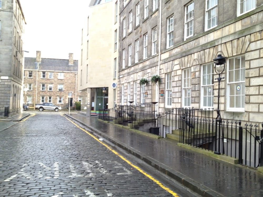 Number Ten Hotel Edinburgh
