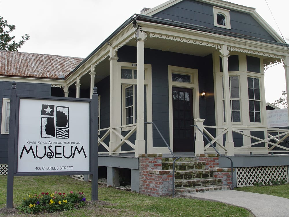 River Road African American Museum & Gallery: 406 Charles St, Donaldsonville, LA