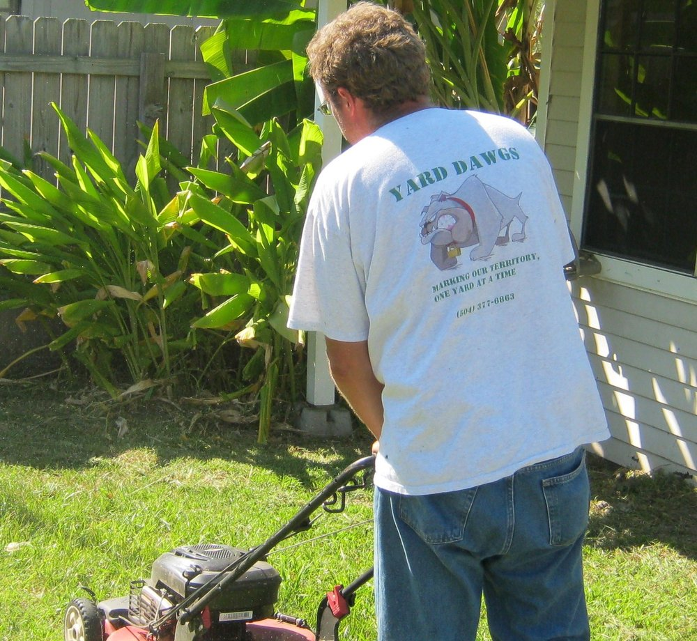 Yard Dawgs Lawn Care: Westwego, LA