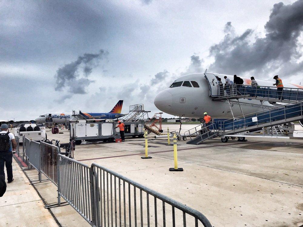 Allegiant Air: 14700 Terminal Blvd, Clearwater, FL