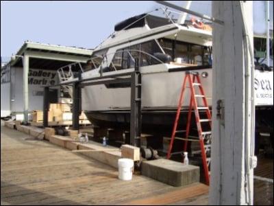 Gallery Marine Services Boat Repair 717 Ne Northlake