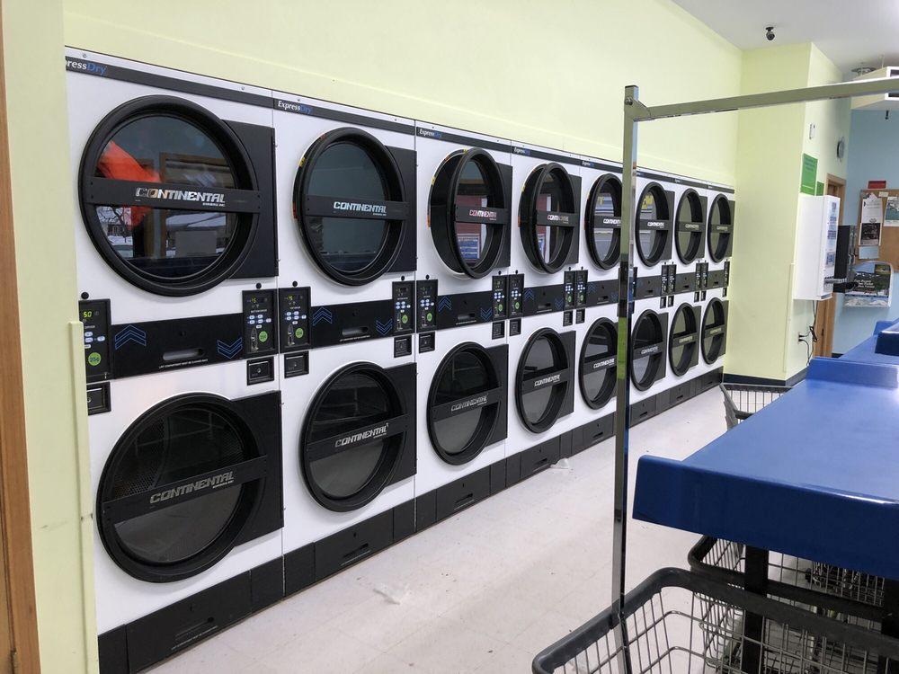 Bessemer Express Laundromat: 204 E Lead St, Bessemer, MI