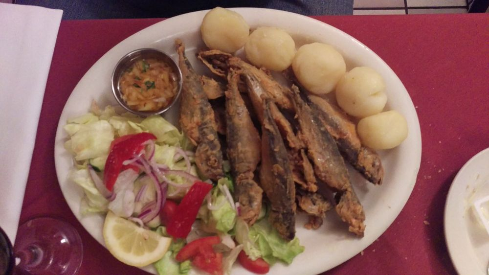Fried fish with potatoes yelp for Best fried fish near me