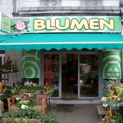 Blumen Seerose Florists Seestr 46 Wedding Berlin Germany