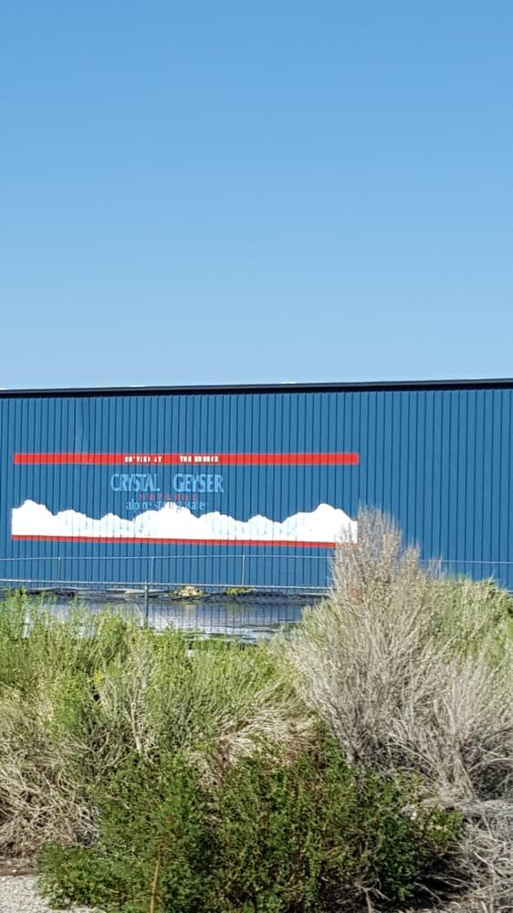 Crystal Geyser Roxane: 1210 S Highway 395, Olancha, CA
