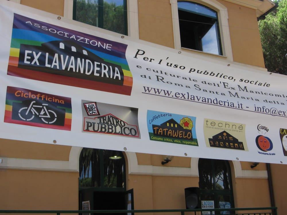 Ex lavanderia caf s piazza santa maria della piet 5 for Piazza balduina