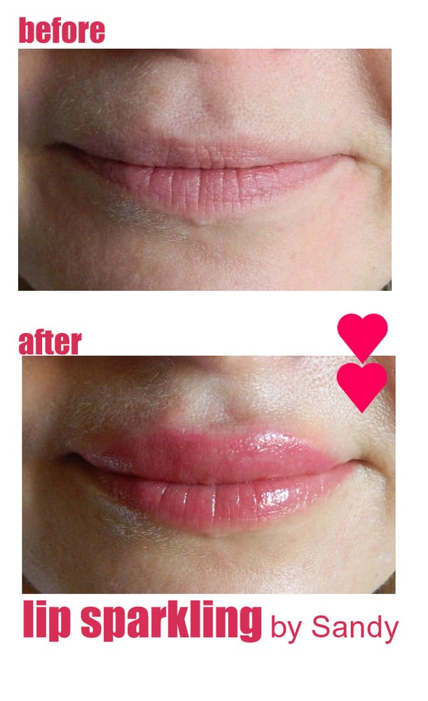 3D lip sparkling - Semi Permanent Makeup lasts up to 3 years - Yelp