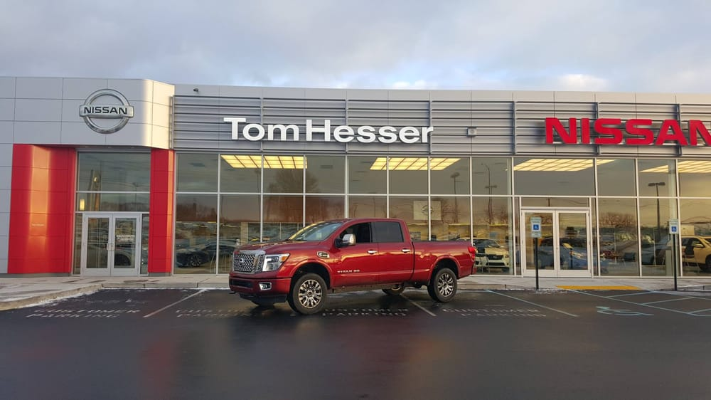 Tom Hesser Nissan   Car Dealers   900 ONeill Hwy, Dunmore, PA   Phone  Number   Yelp