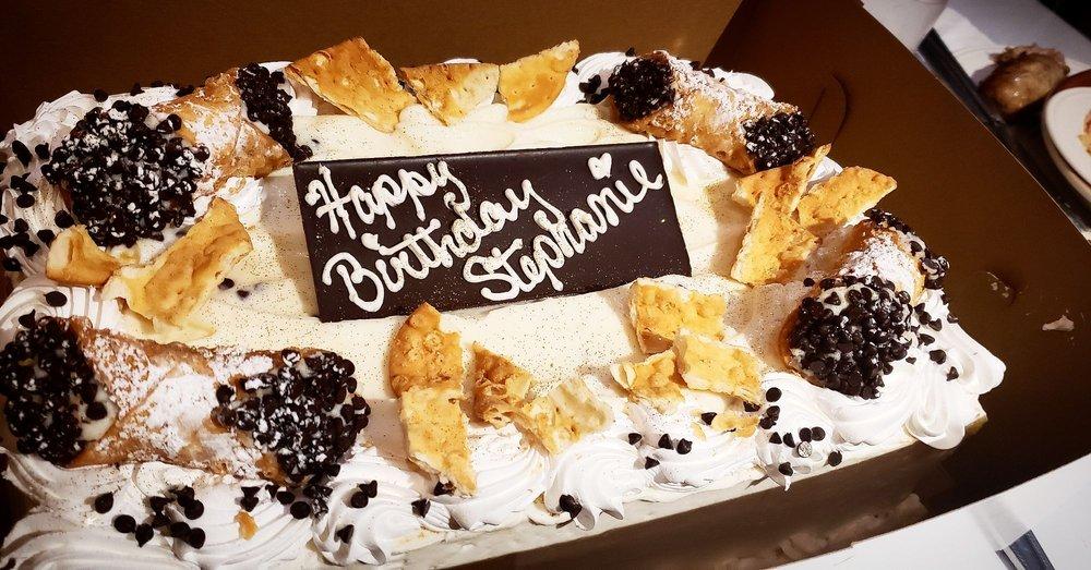 Tony Cannoli  Sweets & Eats: 16125 West Rd, Trenton, MI