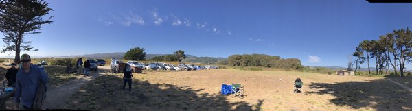 Photo of Sweetwood Camp Site - Half Moon Bay, CA, United States. Facing East