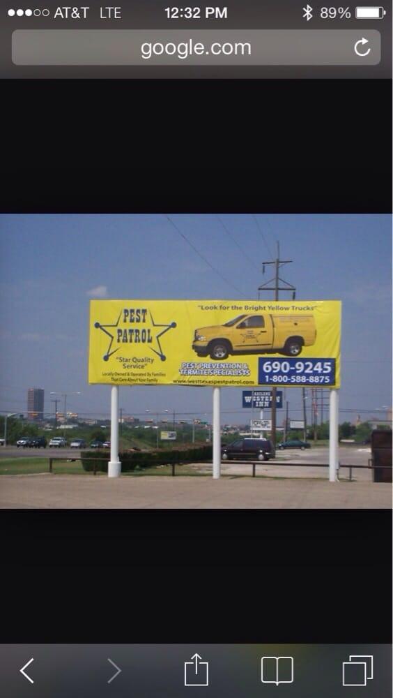 Pest Patrol: 782 East Hwy 80, Abilene, TX