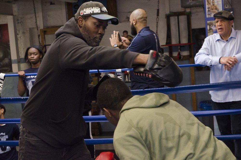 James Shuler Memorial Boxing Gym