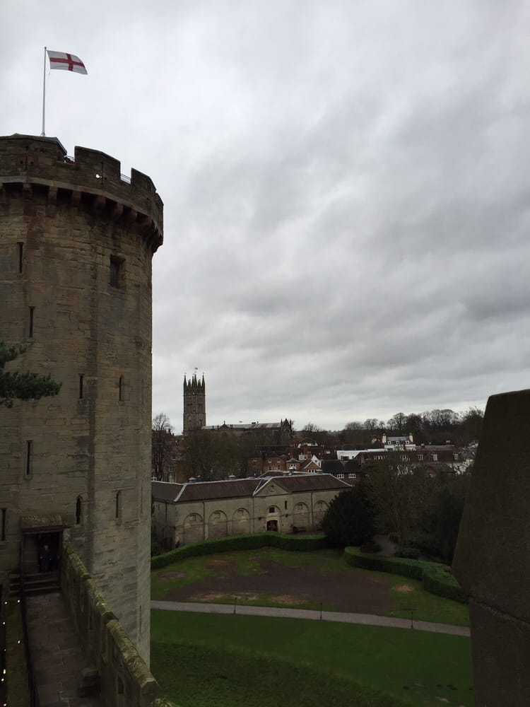 Warwick castle careers