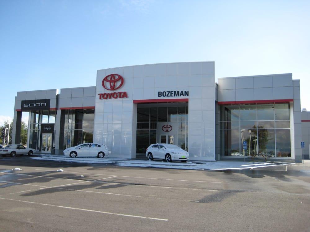 Toyota of Bozeman: 8476 Huffine Ln, Bozeman, MT