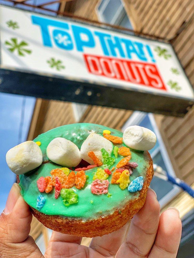 Top That! Donuts: 210 Ocean Ave, Point Pleasant Beach, NJ