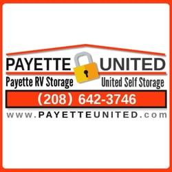 Photo Of Payette Rv United Self Storage Id States