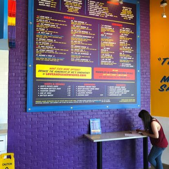 Ike's Love & Sandwiches - Order Food Online - 97 Photos