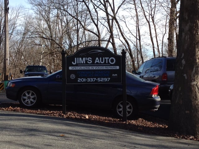 Jim's Auto: 231 West Oakland Ave, Oakland, NJ