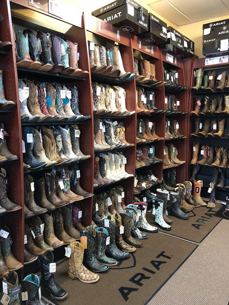 Tracie's Boots & Buckles: 12281 Capital Blvd, Wake Forest, NC