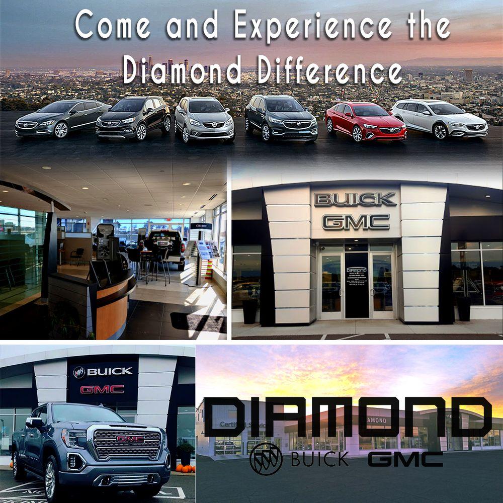 Diamond Buick GMC: 5803 State Hwy 29 S, Alexandria, MN