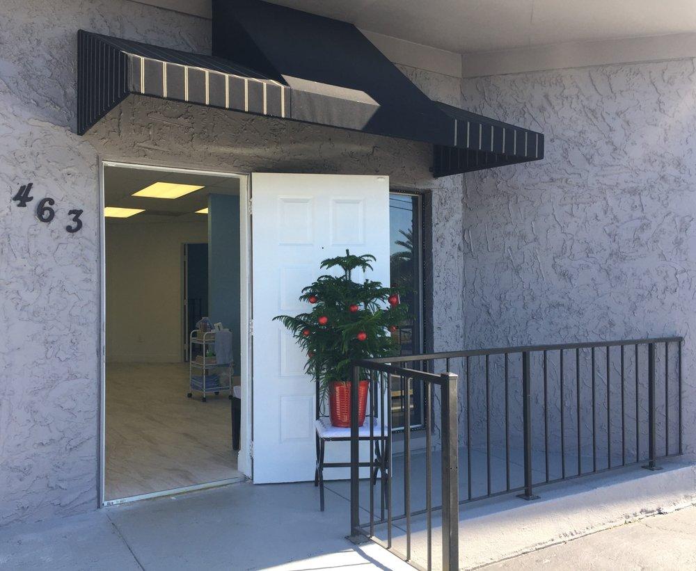 Satin Soles Salon: 463 Patrica Ave, Dunedin, FL
