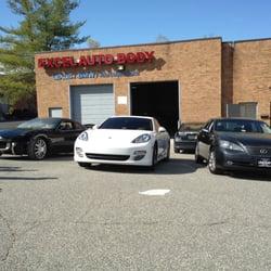 Excel Auto Body - Body Shops - 7941 Cluny Ct, Springfield, VA ...