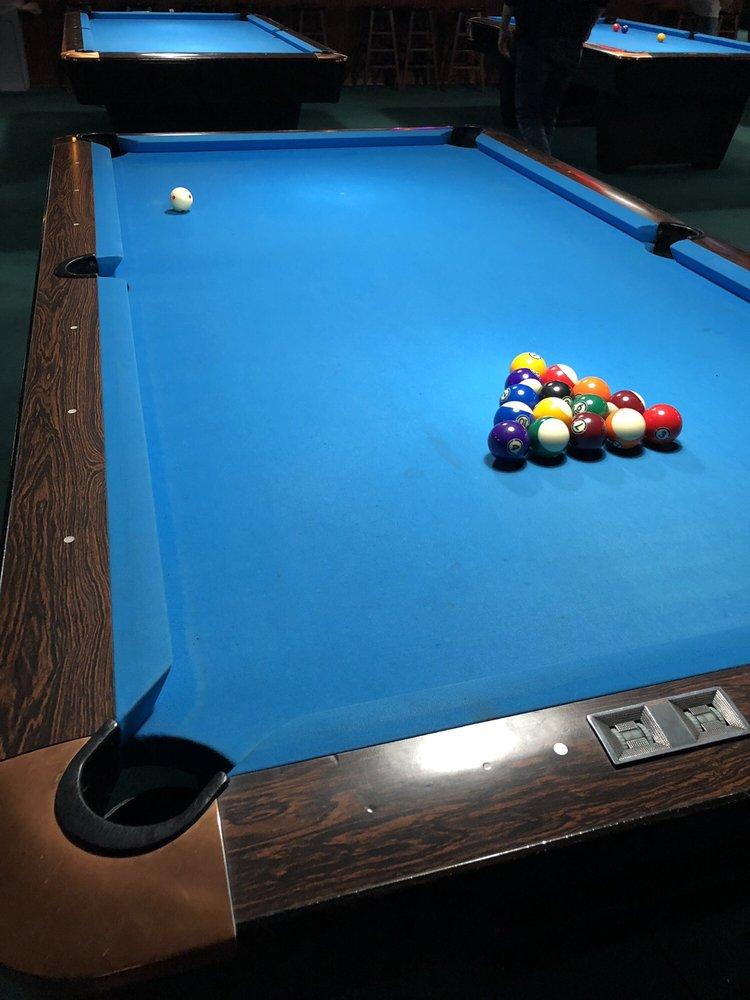 Bogies Billiards West: 9638 Jones Rd, Houston, TX