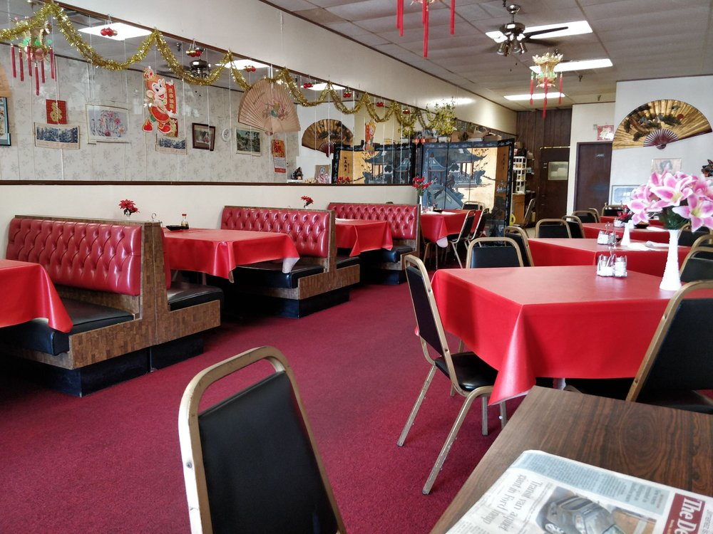 New China Restaurant: 7216 N Saginaw Rd, Mount Morris, MI