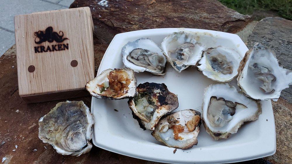 Mook Sea Farms: 321 State Rte 129, Walpole, ME